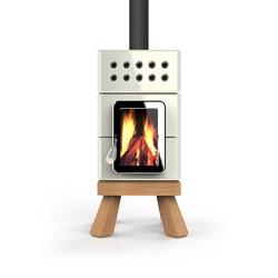 Mini Stack | Wood burning stoves | La Castellamonte