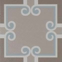 Classic Grey mix 8 | CL1515GM | Carrelage pour sol | Ornamenta