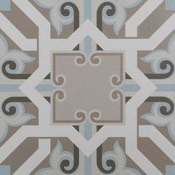 Classic Grey mix 4 | CL3030GM | Carrelage pour sol | Ornamenta