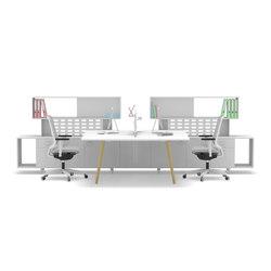 Pila Desk | Desking systems | Nurus