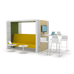 Pitstop Lounge | Office Pods | Nurus