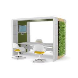 Pitstop Sitstand | Office Pods | Nurus