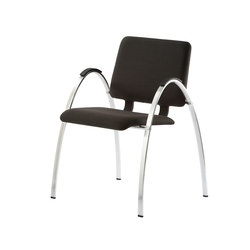 Chairytale Chair Plus | Visitors chairs / Side chairs | Vermund