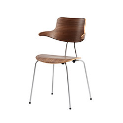 VL118 | Visitors chairs / Side chairs | Vermund