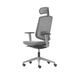Breeze Dyna Support® Chair | Sillas ejecutivas | Nurus