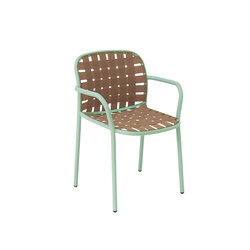 Yard Armchair | 501 | Restaurant chairs | EMU Group