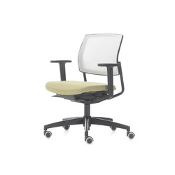 Trea Wheeled With Armrest | Task chairs | Nurus
