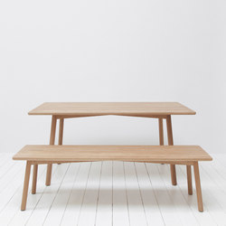 Profile Table Square 160 | Tables de repas | STATTMANN NEUE MOEBEL