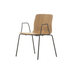 Eon Wooden With Armrest | Multipurpose chairs | Nurus