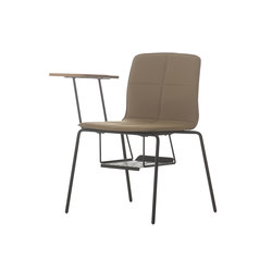 Eon Furnished With Writing Pad | Chairs | Nurus
