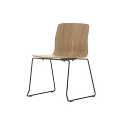 Eon Sledge Wooden | Multipurpose chairs | Nurus