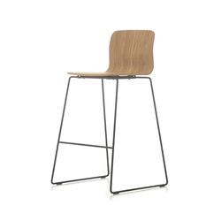 Eon Tall Wooden | Taburetes de bar | Nurus