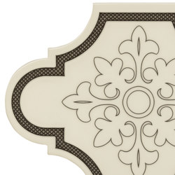 Update Ivory   UP1826I   Piastrelle/mattonelle da pareti   Ornamenta