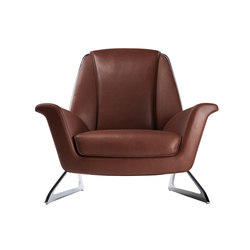 Luft | Lounge chairs | Poltrona Frau