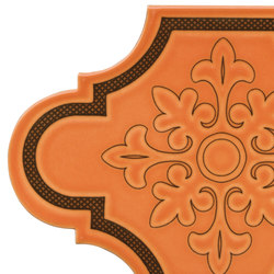 Update Orange | UP1826O | Wall tiles | Ornamenta