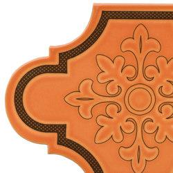Update Orange |UP1826O | Wandfliesen | Ornamenta