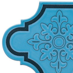 Update Blue   UP1826B   Piastrelle/mattonelle da pareti   Ornamenta