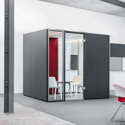 CAS Rooms | Office Pods | Carpet Concept