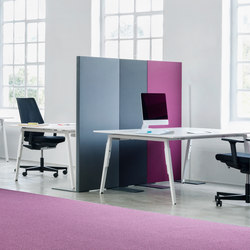 CAS Rooms | Space dividing systems | Carpet Concept