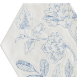 Melograno Poeta | ME1820PM B | Keramik Fliesen | Ornamenta