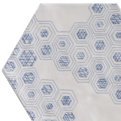 Melograno Stilista | ME1820SM | Azulejos de pared | Ornamenta