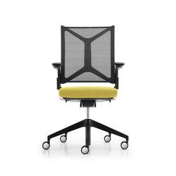 CAMIRO swivel chair | Sillas de oficina | Girsberger
