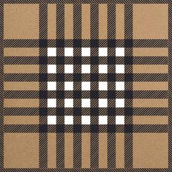 Miseria e Nobiltà Avana Peppiniello | MEN6060AP | Ceramic tiles | Ornamenta