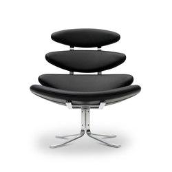Corona EJ 5 | Lounge chairs | Erik Jørgensen