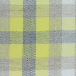 Sunbrella Checks f018 Lemon | Stoffbezüge | Design2Chill