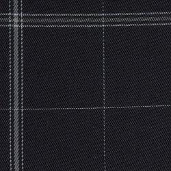 Sunbrella Checks f023 James Black | Stoffbezüge | Design2Chill