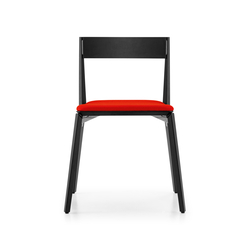 FINN Four-legged chair | Sedie visitatori | Girsberger