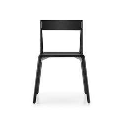 FINN Four-legged chair | Sillas para restaurantes | Girsberger