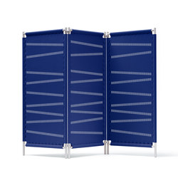 Room divider Moiré | Folding screens | HEY-SIGN