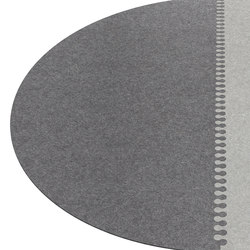 Rug Zipp round | Tapis / Tapis design | HEY-SIGN