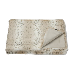 Lux Plaid H018-01 | Decken | SAHCO