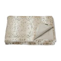 Lux Plaid H018-01 | Plaids / Blankets | SAHCO