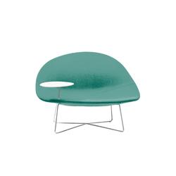 Isola | Lounge chairs | Tacchini Italia