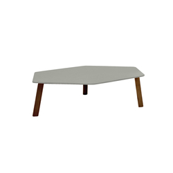 Ruler | Lounge tables | Tacchini Italia