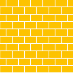 Artwork Brick Yellow | AR6060BY | Piastrelle/mattonelle per pavimenti | Ornamenta