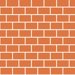 Artwork Brick Orange | AR6060BO | Bodenfliesen | Ornamenta