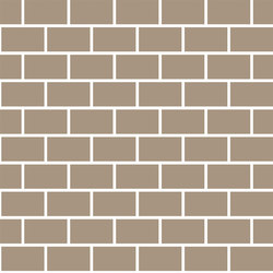 Artwork Brick Taupe | AR6060BT | Carrelage pour sol | Ornamenta