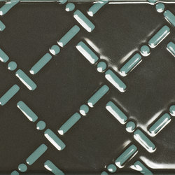 Quindicidecimi I-O Army Green Allover | IO1510AGA | Floor tiles | Ornamenta
