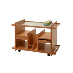 Serving trolley | Trolleys | Gaffuri