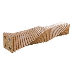 Dna2 | Garden benches | Gaffuri