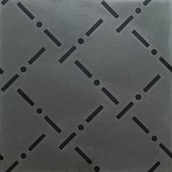 Identity I-O Carbon Allover | IO6060CA | Carrelage pour sol | Ornamenta