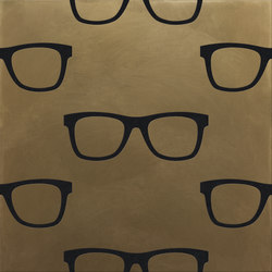 Identity I-O Bronze Frames | IO6060BF | Carrelage pour sol | Ornamenta