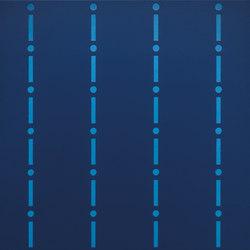 Identity I-O Sky Led Gessato | IO6060SLG | Floor tiles | Ornamenta