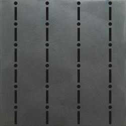 Identity I-O Carbon Gessato | IO6060CG | Piastrelle/mattonelle per pavimenti | Ornamenta