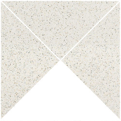 Salepepe Sale Quadruple | SP4040SQ-ffffff | Carrelage pour sol | Ornamenta