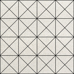 Salepepe Sale Grid | SP8080SG-000000 | Carrelage pour sol | Ornamenta